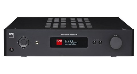 Amplificador Integrado NAD C368