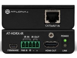 Kit Extensor HDMI Atlona AT-HD-IR. Com IR
