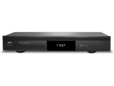 Blu-ray Player NAD T-567