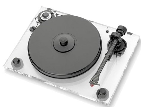 Toca Discos Pro-ject 2Xperience Classic Acryl