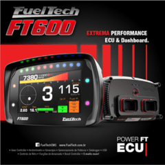 Ecu Programable Fueltech FT600 - Español - Garantia Oficial - HFIperformance