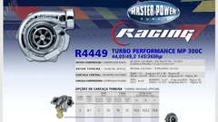 Turbo Master Power Racing R4449/1 (145-360 Hp) Competición