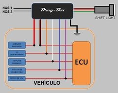 Control de Largada Dragbox No Wotbox N2mb en internet