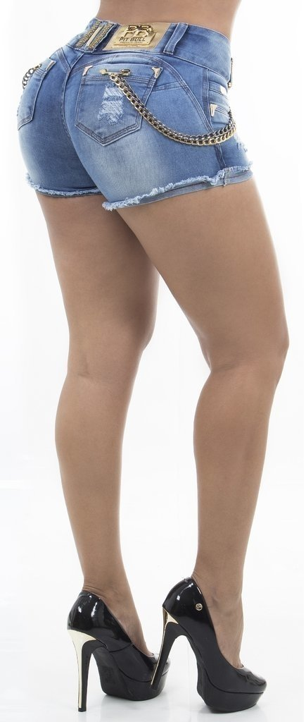 Short Jeans Feminino Ref 22828 on internet