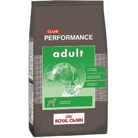 CLUB PERFORMANCE ADULT X 15 KG