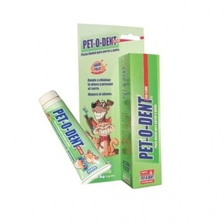 PASTA DENTAL PARA PERROS PET O DENT