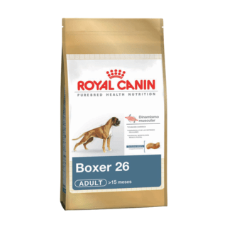 ROYAL CANIN BOXER 26 ADULT X 12 KG