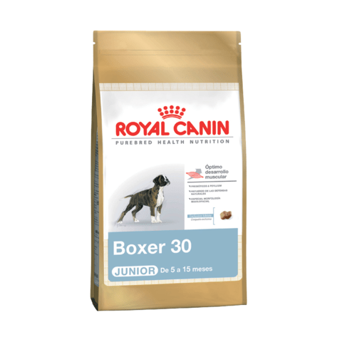 ROYAL CANIN BOXER 30 JUNIOR X 12 KG