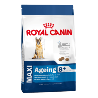 ROYAL CANIN MAXI AGEING 8+ X 15 KG