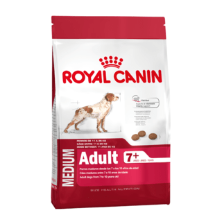 ROYAL CANIN MEDIUM ADULT 7+ X 15 KG