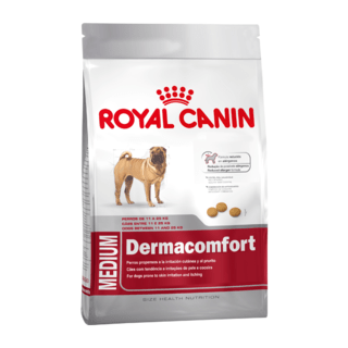 ROYAL CANIN MEDIUM DERMACOMFORT PARA PERROS X 15 KG