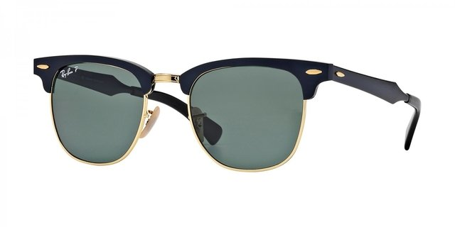 Ray ban clubmaster aluminium - polygrifes