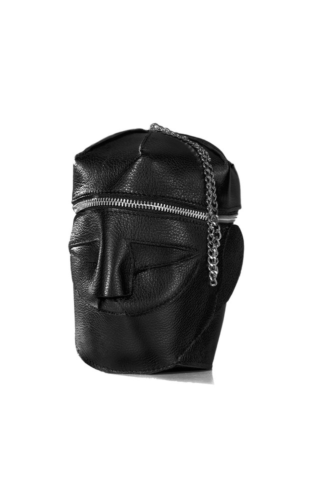 NIPPER Black Totem Bag
