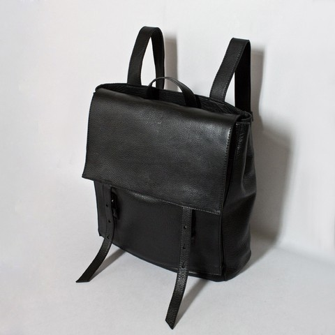 LE BAS Backpack S Black