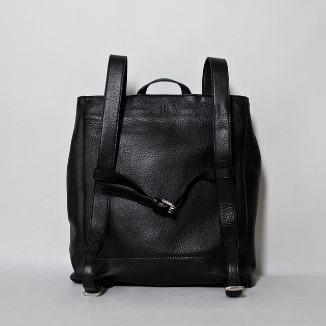 LE BAS Backpack S Black - COLECCION ZERO
