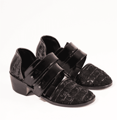 BAUTHS Mocasin Eddie Black