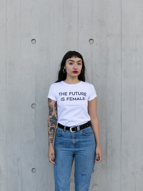 PRE-ORDER PAUER T-Shirt The Future Is Female
