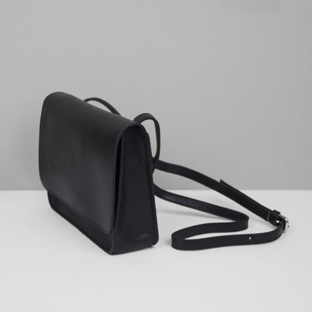 LE BAS Shoulder S1 Black - COLECCION ZERO