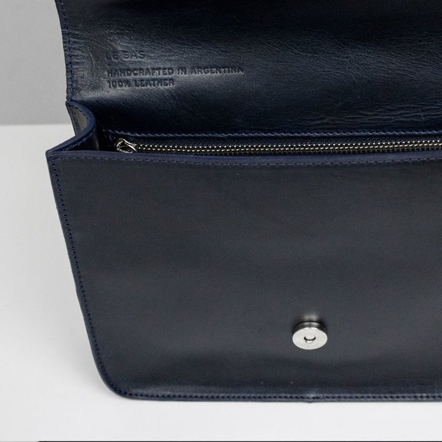 Image of LE BAS Shoulder S1 Navy