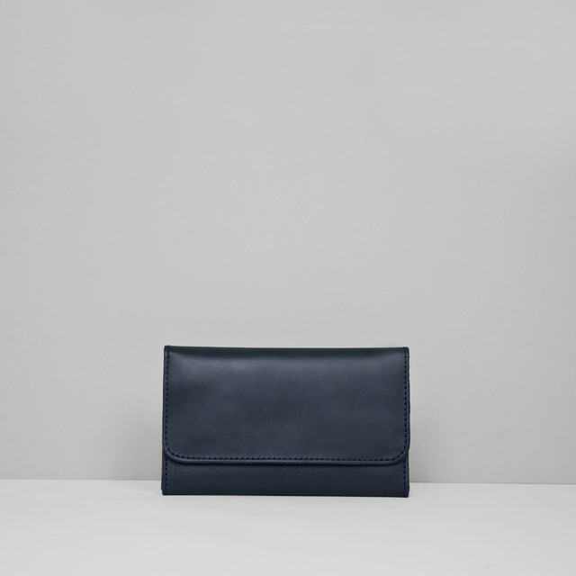 LE BAS Wallet S Navy on internet