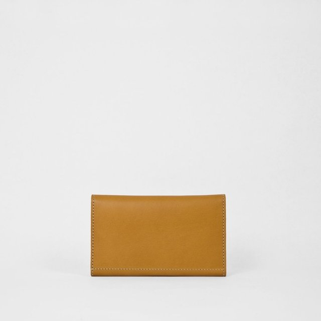 Image of Leather Wallet S Tan