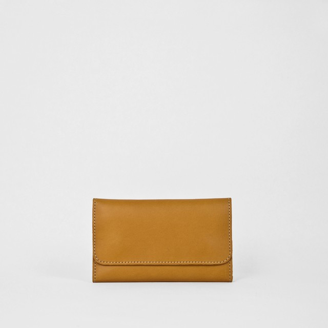 Image of LE BAS Wallet S Tan