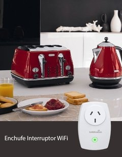 Enchufe Interruptor WiFi