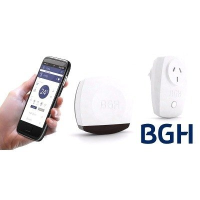 BGH - Smart Control Kit - Biodomo
