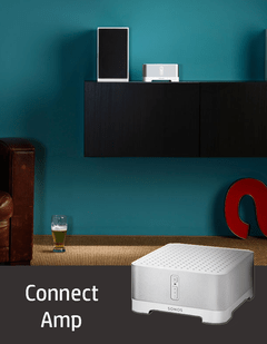 Sonos Connect Amp en internet