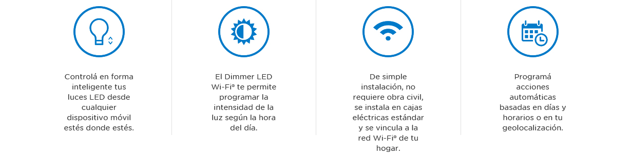 Dimmer Led de 2 canales