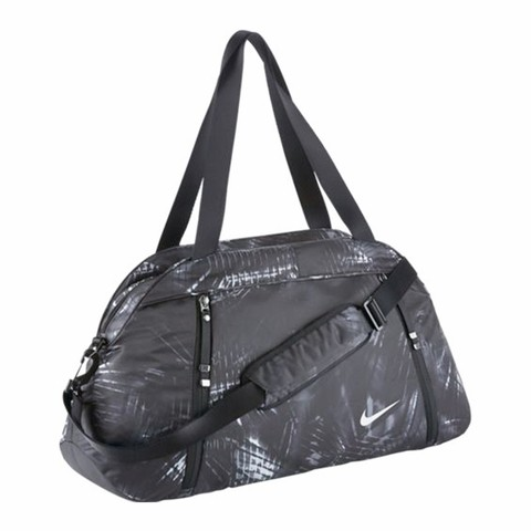 Nike Auralux Print Club Training Bag BA 5282 (cinza e azul)