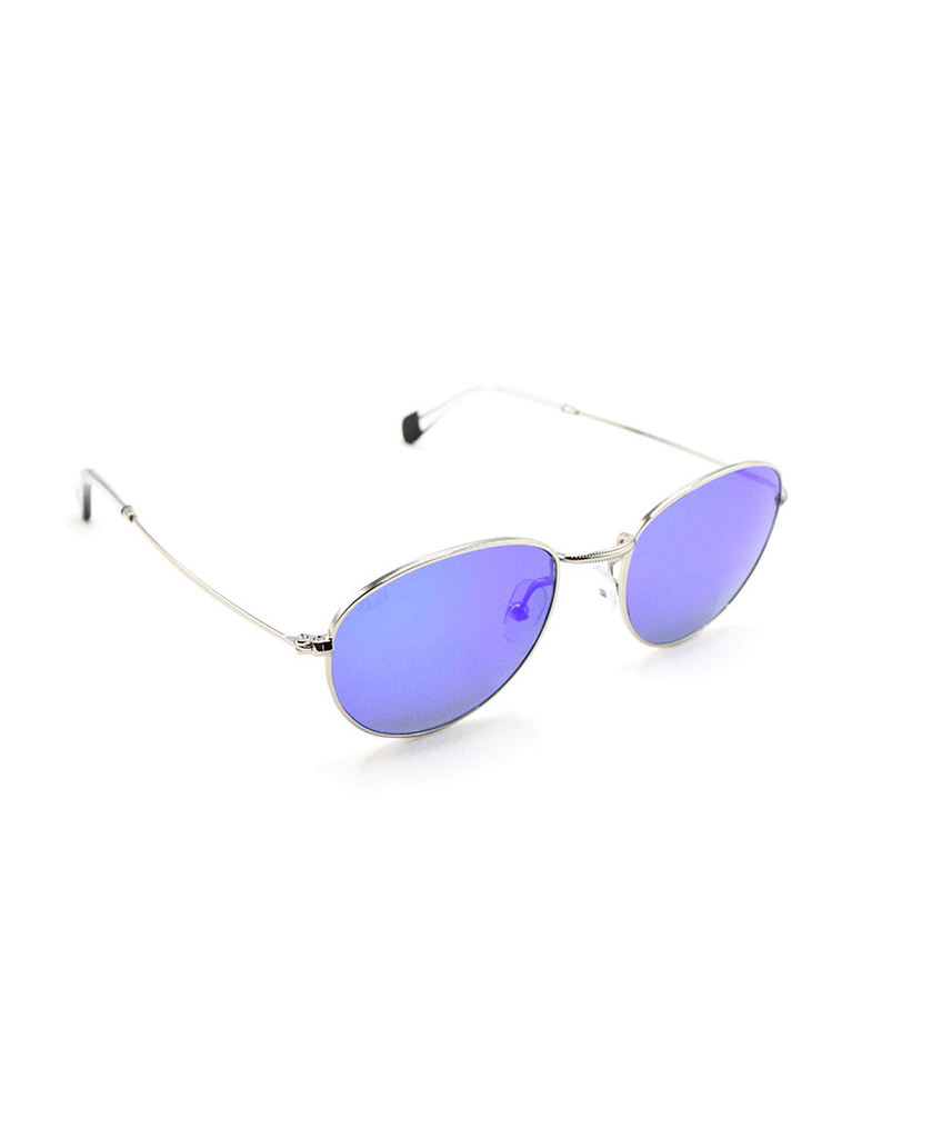ANTEOJO DE SOL VULK - PRESS S/REVO BLUE POLARIZED