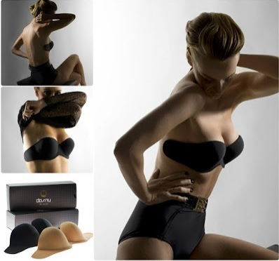 Sutiã Invisible Bra (cód. 430)