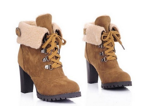 Bota (cod. 567) - Import Fashion Store