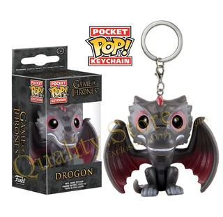 Llavero Funko POP Drogon Daenerys Targaryen Game of Thrones GOT Argentina