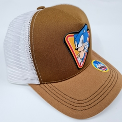 Gorra Trucker Sonic The Hedgehog Classic Sonic en internet