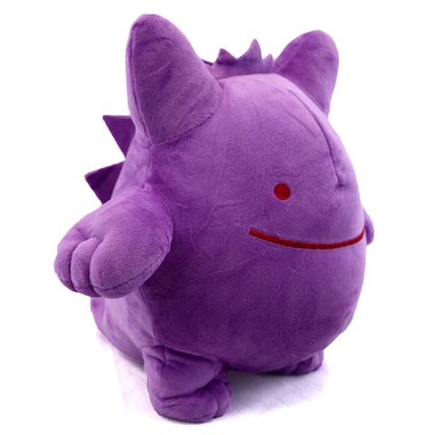 Peluche Plush Gengar Ditto Pokemon Anime Argentina