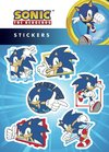 Plancha de Stickers Sonic The Hedgehog Sonic Moderno #1