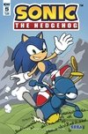 Comic Sonic The Hedgehog IDW Publishing #5 Cover B 1st Printing
