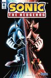 Comic Sonic The Hedgehog IDW Publishing #6 Cover B 1st Printing Argentina