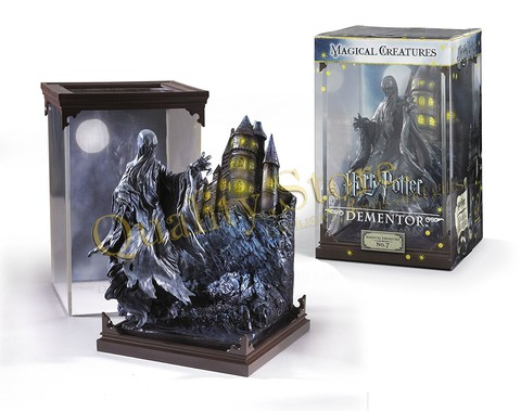 Magical Creatures: No.7 Dementor Noble Collection Harry Potter Hogwarts Argentina