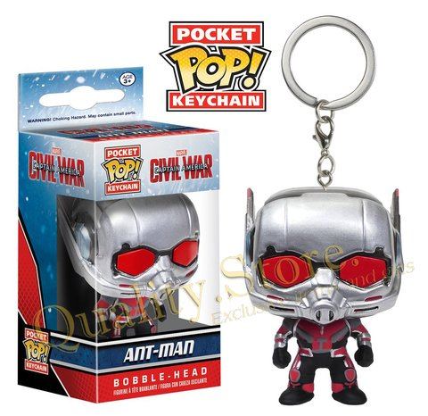 Llavero Funko Pop Ant-Man Comic Marvel Argentina