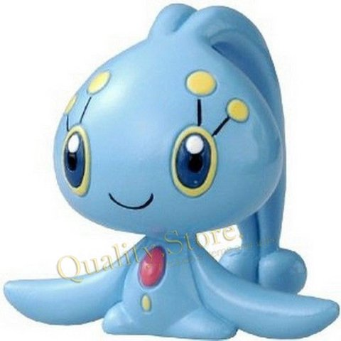 Muñeco Manaphy Monster Collection M-129 Takara Tomy blister original - Consultá por descuentos en efectivo!! - comprar online