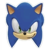 Antifaz Sonic The Hedgehog Oficial x 10