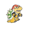 Pin Mario Bros Bowser