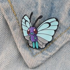 Pin Pokemon Butterfree en internet