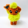Peluche Pokemon Flareon 18cm Pokemon Center 2012
