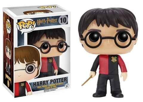 Muñeco Funko Pop Harry Potter #10 Harry Potter Triwizard - Consultá por descuentos en efectivo!!