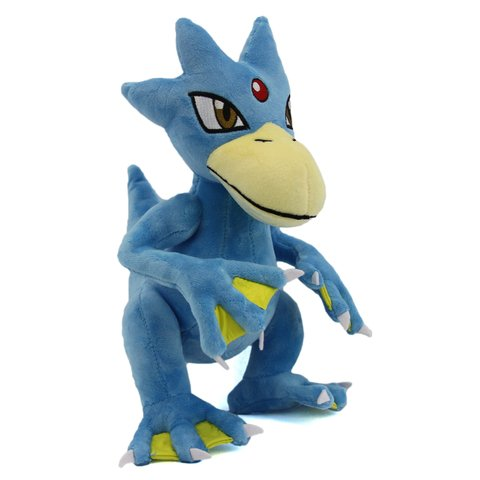 Peluche Plush Pokemon Golduck Anime Argentina