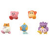 Figura Kirby Hoshi no Kirby Manmaru Mascot Osanpo Collection Takara Tomy Arts